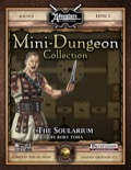 Mini-Dungeon #005: The Soularium (Fantasy Grounds / PFRPG) Download