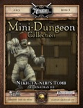 Mini-Dungeon #012: Nekh-ta-Nebi's Tomb (Fantasy Grounds / PFRPG) Download