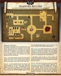 Mini-Dungeon #021: Daenyr's Return (PFRPG) PDF