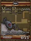 Mini-Dungeon #055: Chrome Devils of the Swamp (PFRPG) PDF