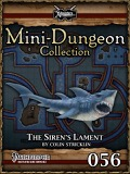 Mini-Dungeon #056: The Siren's Lament (PFRPG) PDF
