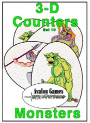 3-D Counter Sets: Set 10 PDF
