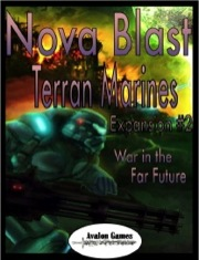Nova Blast—Terran Marines: Expansion #2 (Mini-Games #133) PDF