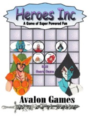Heroes Inc. Set 3 (Mini-Game #57) PDF
