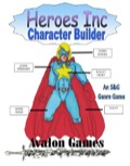 Heroes Inc: Hero Builder (Mini-Game #59) PDF