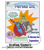 Heroes Inc: Master Mind's Revenge (Mini-Game #61) PDF