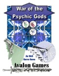 War of the Psychic Gods: Set 1 (Mini-Game #82) PDF