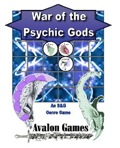 War of the Psychic Gods: Set 2 (Mini-Game #84) PDF