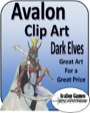 Avalon Clip Art: Dark Elves PDF