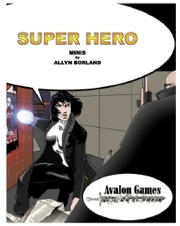 Avalon Counter Sets: Super Heroes PDF
