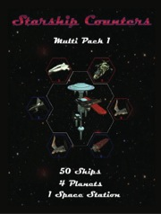 Avalon Counter Sets: Starships Set #4 PDF