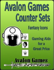 Avalon Counter Sets: Fantasy Icons Set PDF