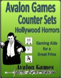 Avalon Counter Sets: Hollywood Horrors PDF