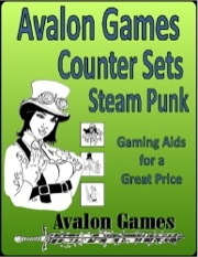 Avalon Counter Sets: Steam Punk PDF