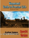 Homestead: Guide to Frontier Life (D6) PDF