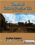 Homestead: Guide to Frontier Life (PFRPG) PDF
