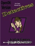 Detectives: Investigation Sourcebook (D6) PDF
