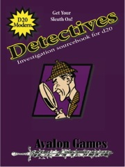 Detectives: Investigation Sourcebook (OGL) PDF