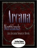 Arcana: Northlands Source Book PDF