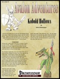Avalon Adventures—Vol 1, Issue #3: Kobold Hollows (PFRPG) PDF