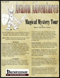 Avalon Adventures—Vol 1, Issue #4: Magical Mystery Tour (PFRPG) PDF