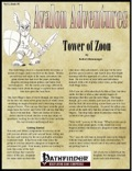 Avalon Adventures—Vol 1, Issue #5: Tower of Zoon (PFRPG) PDF
