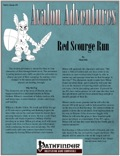 Avalon Adventures—Vol 2, Issue #3: Red Scourge Run (PFRPG) PDF