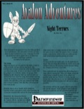 Avalon Adventures—Vol 2, Issue #4: Night Terrors (PFRPG) PDF