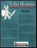 Avalon Adventures—Vol 2, Issue #7: Scary Secret (PFRPG) PDF