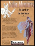 Avalon Adventures—Vol 3, Issue #1: Search for the Snow Dancer (PFRPG) PDF