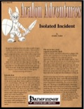 Avalon Adventures—Vol 3, Issue #2: Isolated Incident (PFRPG) PDF