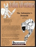 Avalon Adventures—Vol 3, Issue #3: The Automator's Domicile (PFRPG) PDF