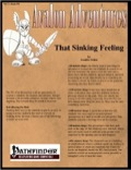 Avalon Adventures—Vol 3, Issue #4: That Sinking Feeling (PFRPG) PDF