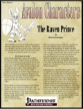 Avalon Characters Vol 1, Issue #1: Raven Prince (PFRPG) PDF