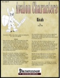 Avalon Characters Vol 1, Issue #7: Rivals (PFRPG) PDF