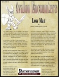 Avalon Encounters—Vol 1, Issue #2: Low Man (PFRPG) PDF