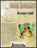 Avalon Encounters—Vol 1, Issue #8: Messengers' Guild (PFRPG) PDF