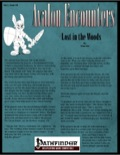Avalon Encounters—Vol 2, Issue #4: Lost in the Woods (PFRPG) PDF