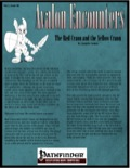 Avalon Encounters—Vol 2, Issue #6: The Red Craon and the Yellow Craon (PFRPG) PDF