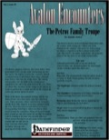 Avalon Encounters—Vol 2, Issue #9: The Petrov Family Troupe (PFRPG) PDF