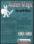 Avalon Magic—Vol 1, Issue #8: Eyes on Me Please (PFRPG) PDF
