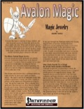 Avalon Magic—Vol 2, Issue #1: Magical Jewelry (PFRPG) PDF