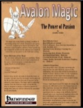 Avalon Magic—Vol 2, Issue #2: The Power of Passion (PFRPG) PDF