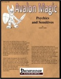 Avalon Magic—Vol 2, Issue #4: Psychics and Sensitives (PFRPG) PDF