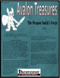 Avalon Treasure—Vol 1, Issue #2: Weapon Smithy (PFRPG) PDF