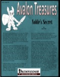 Avalon Treasure—Vol 1, Issue #4: Noble's Secret (PFRPG) PDF