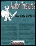 Avalon Treasure—Vol 1, Issue #9: Hold of the Sea Witch (PFRPG) PDF