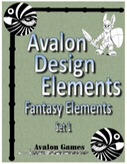 Avalon Design Elements: Fantasy Set #1 PDF