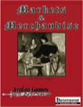 Markets and Merchandise (PFRPG) PDF