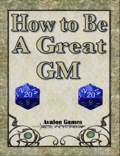 How To Be a Great GM PDF